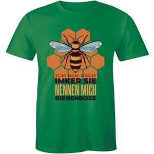 Bienen - Beekeeper Gift Bee Honey Printed T-shirt